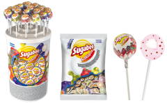 SUGABEE Yoghurt Lollipop
